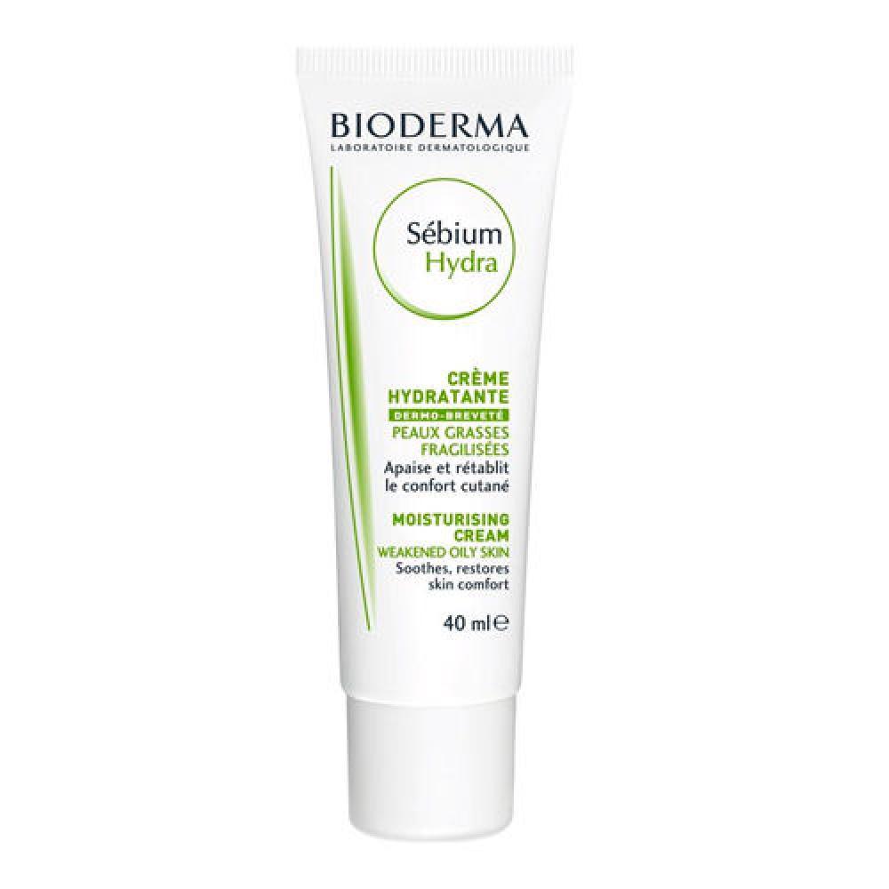 BIODERMA Sébium Hydra - hydratační krém 40 ml