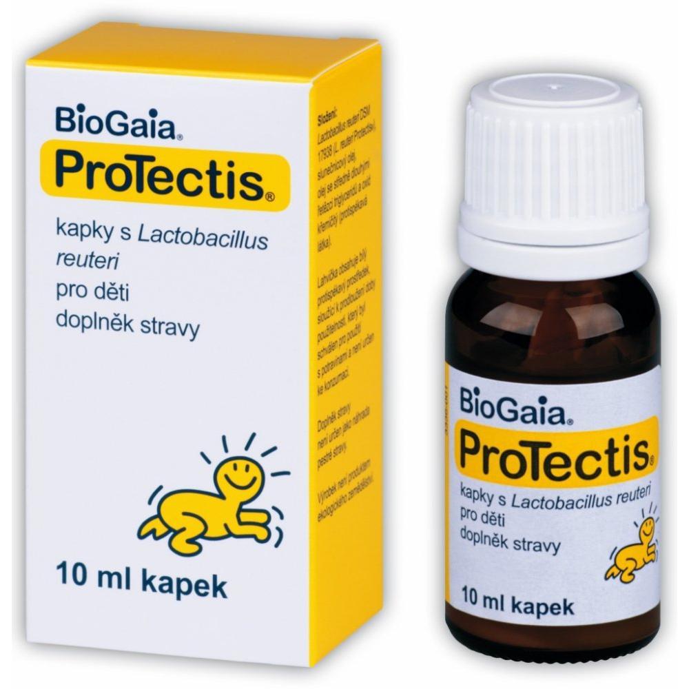BIOGAIA ProTectis kapky – sklenička 10 ml