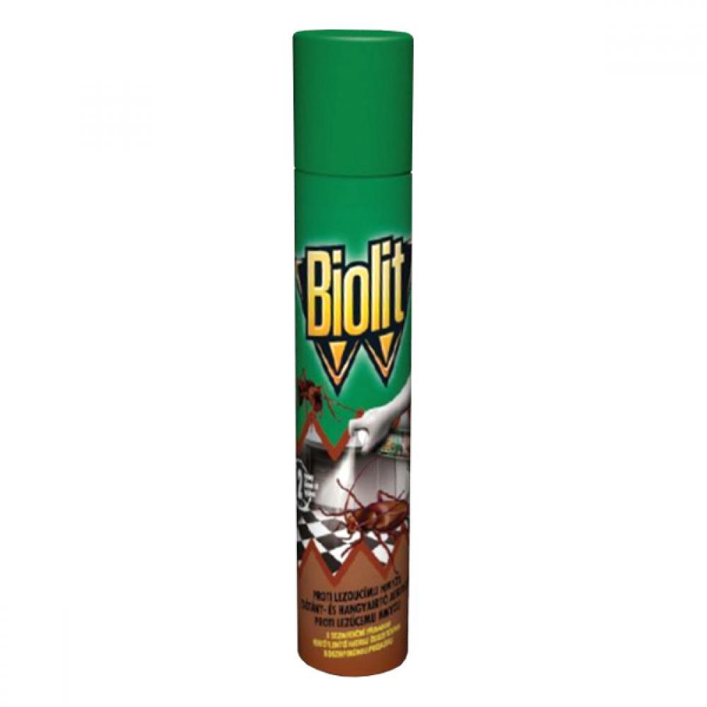 Biolit P Desinfekční na lezoucí hmyz 400 ml