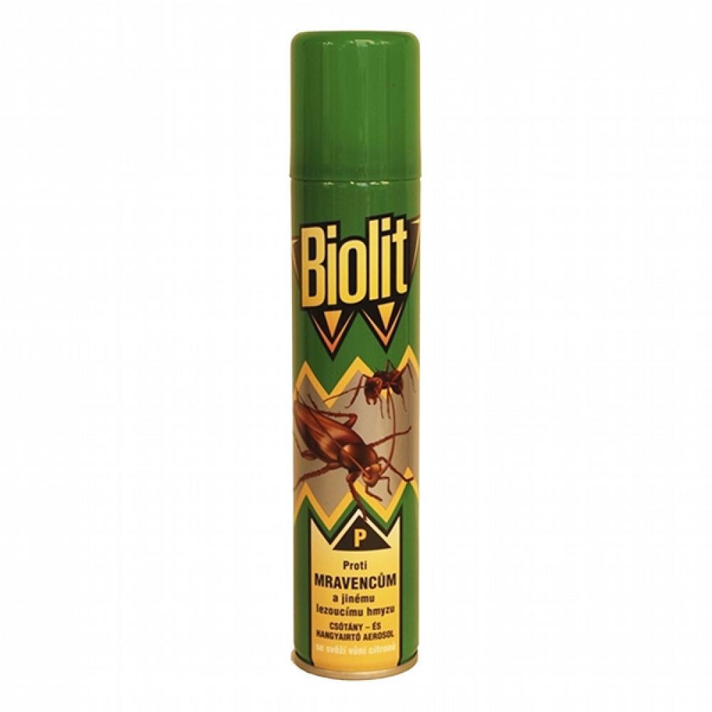 BIOLIT P 007 lezoucí hmyz 200 ml