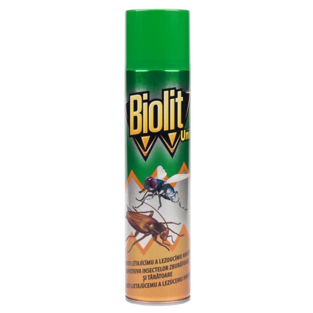 Biolit UNI 007 létajícíc a lezoucí hmyz 400 ml