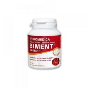 Biomedica Biment 60 tablet