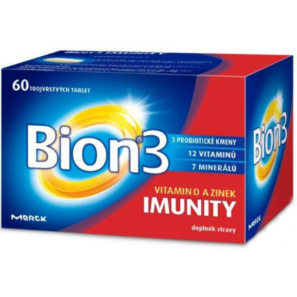 Merck Bion 3 Imunity 60 tbl.