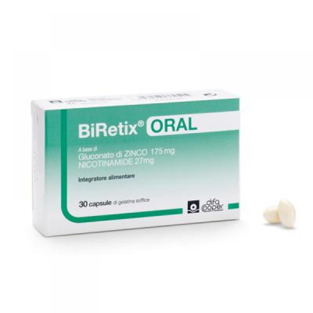BiRetix ORAL 30 kapslí