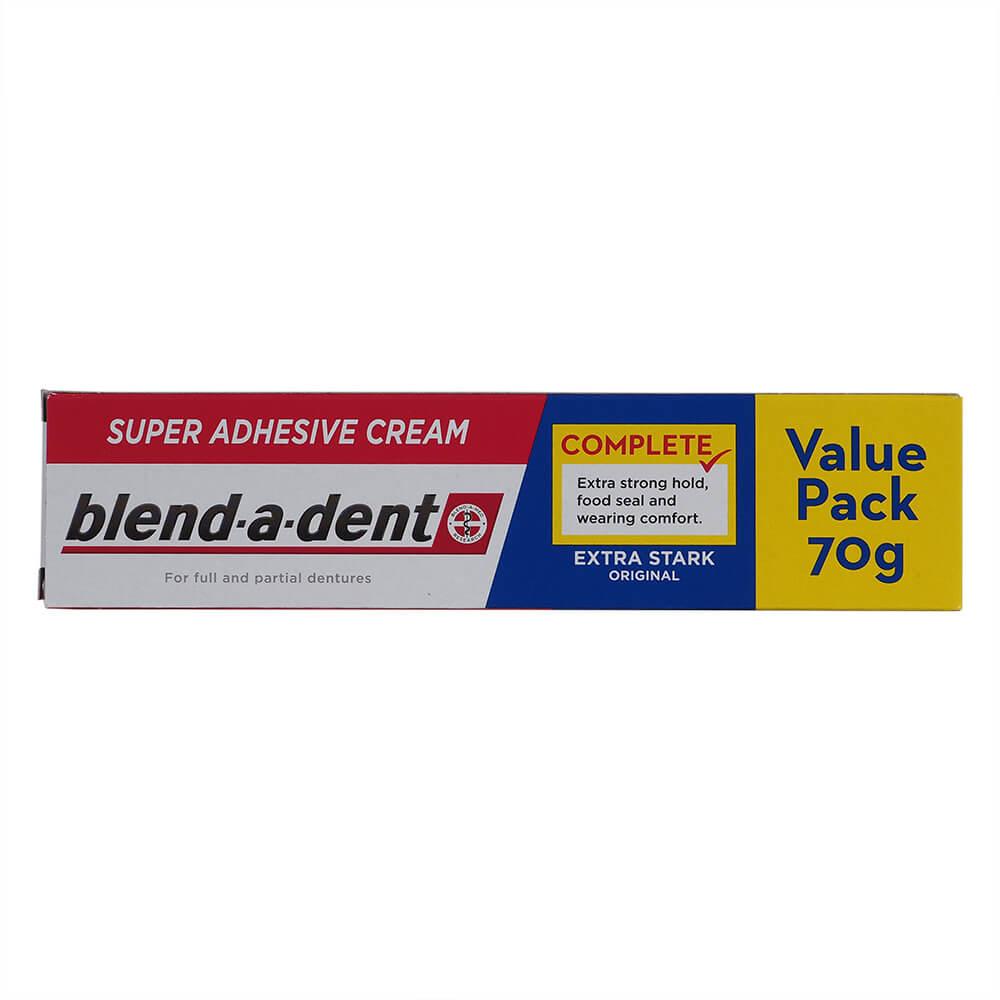 BLEND-A-DENT Original Complete upevňovací krém 70 g