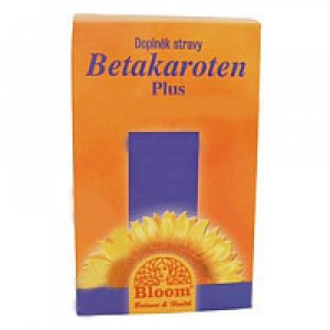 BLOOM Betakaroten Plus tbl.90