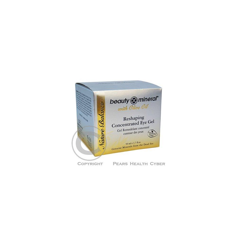 BLUE LINE BM oční gel s vitamínem E + výtažkem Aloe Vera 30 ml