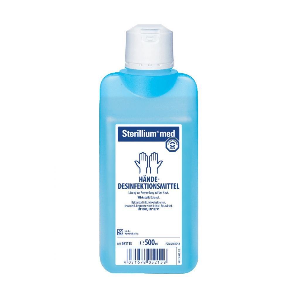 BODE Sterillium 500 ml dezinfekce rukou (95801)