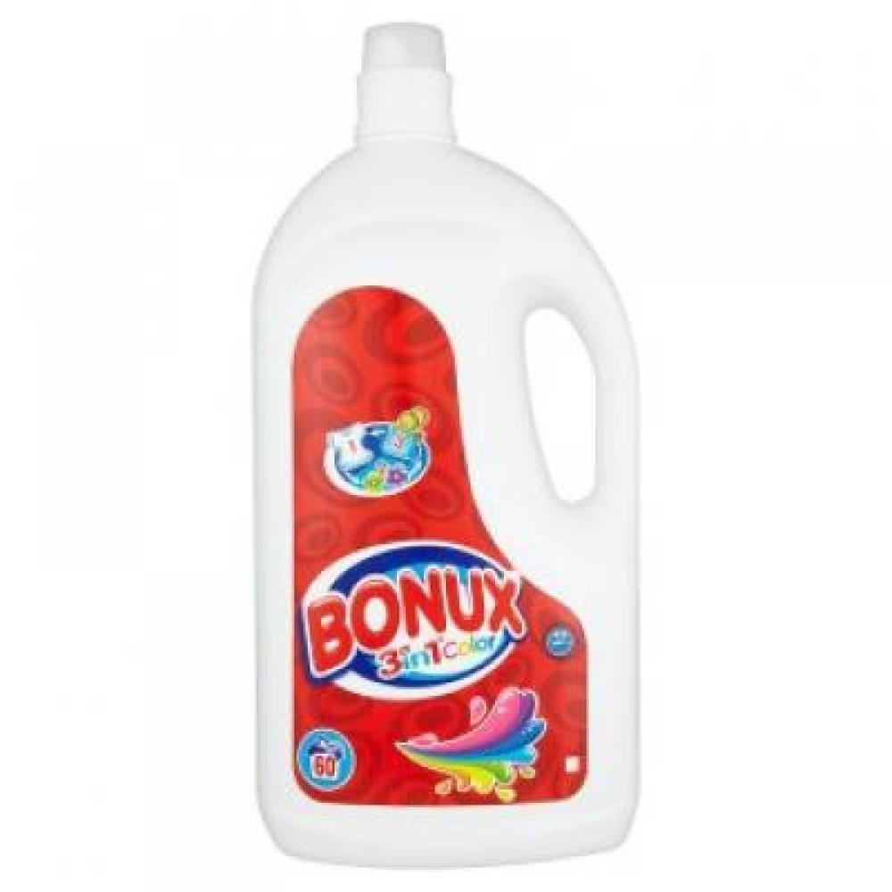 Bonux gel Color 3,9l pracích dávek 60