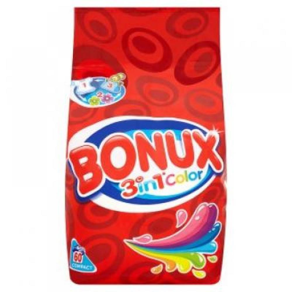 Bonux prášek Color 4,5kg - 60 pracích dávek