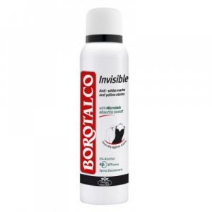 BOROTALCO Deodorant ve spreji Invisible 150 ml