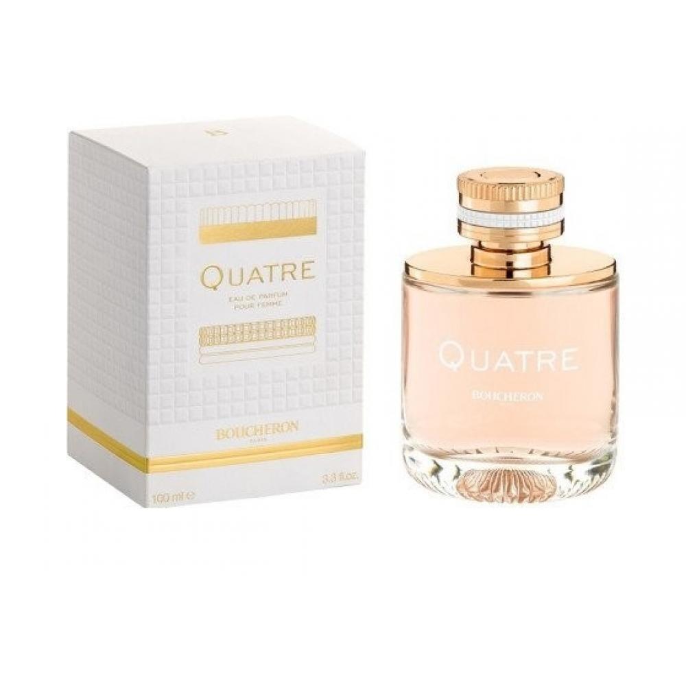 BOUCHERON Boucheron Quatre Pour Femme parfémovaná voda 100 ml