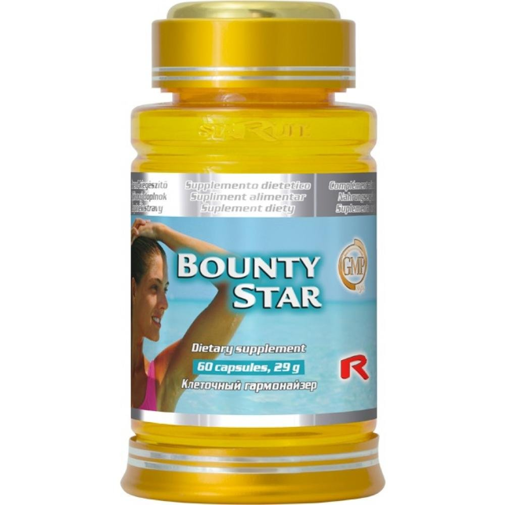 Bounty Star 60 cps.