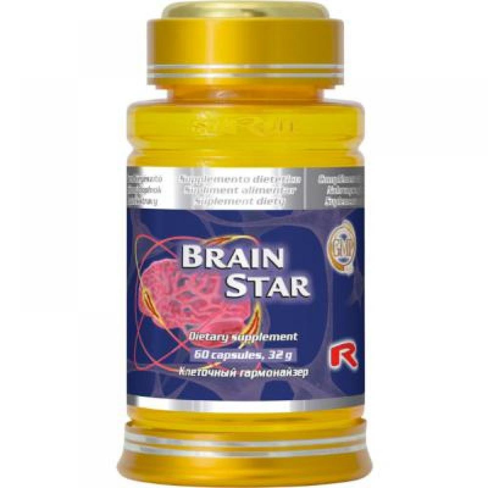 Brain Star 60 tbl.