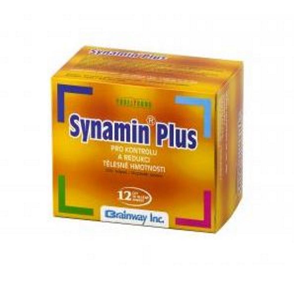 Brainway Synamin Plus cps.100