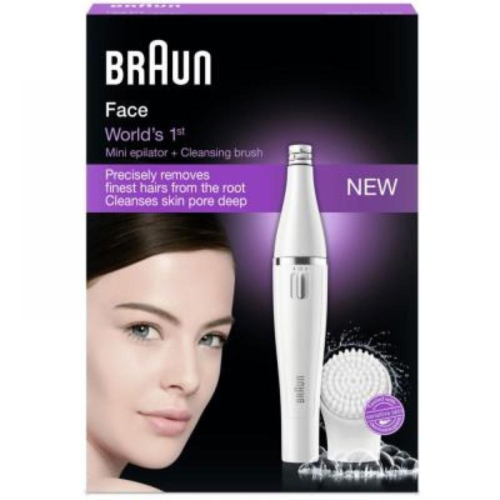 BRAUN obličejový epilátor Braun Face 820