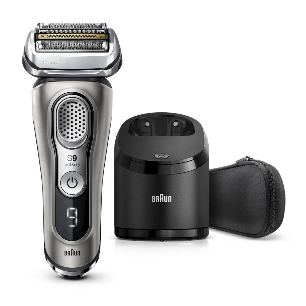 BRAUN Series 9 9365cc Elektrický holící strojek Grafitově šedý