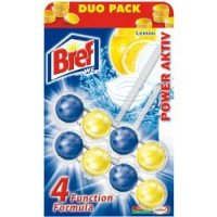 BREF Power Activ WC blok Lemon 2x51 g