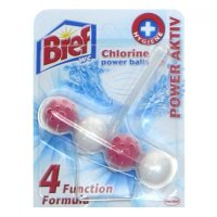 BREF Power Activ WC blok Chlorine 51 g