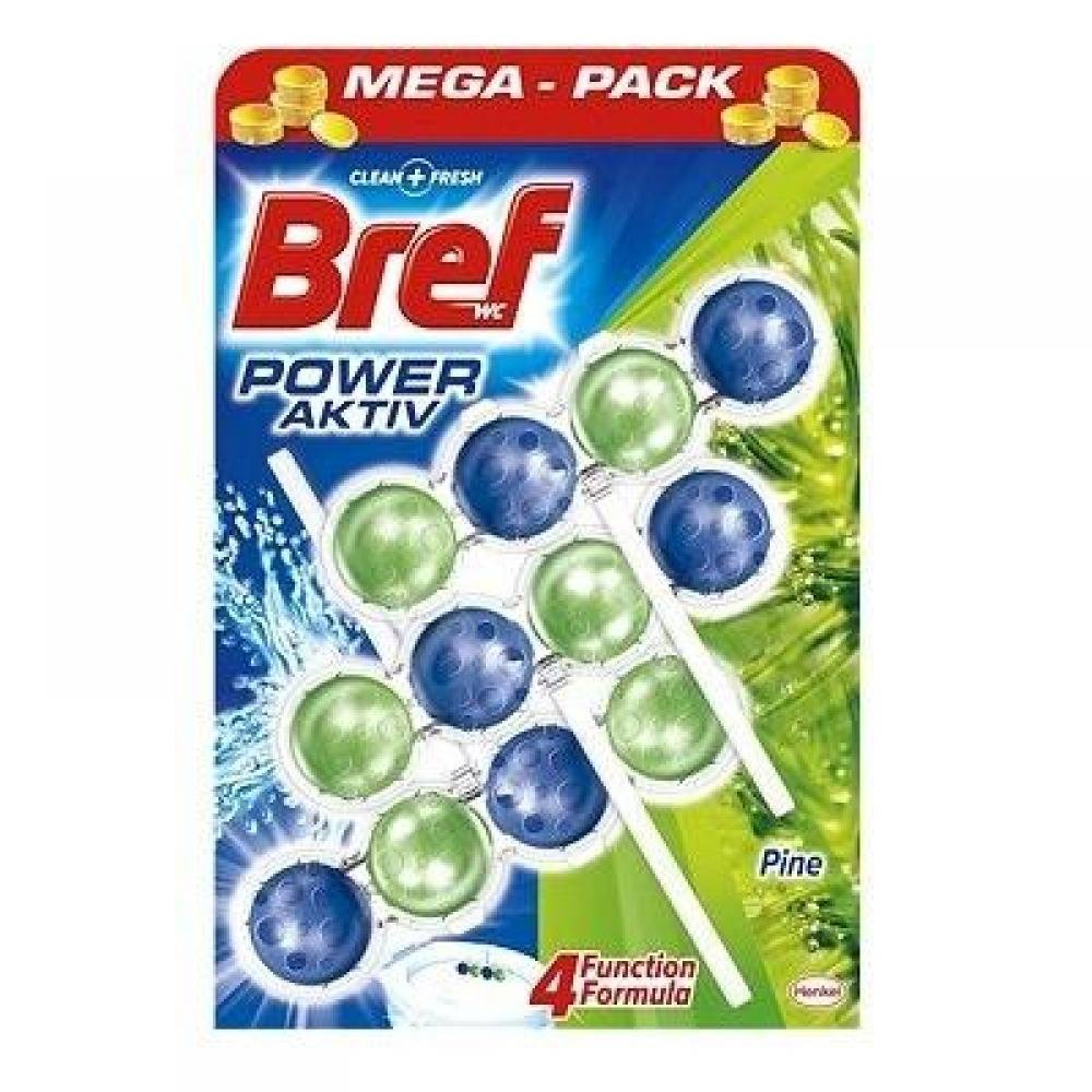 Bref Power Aktiv Pine 3x50g