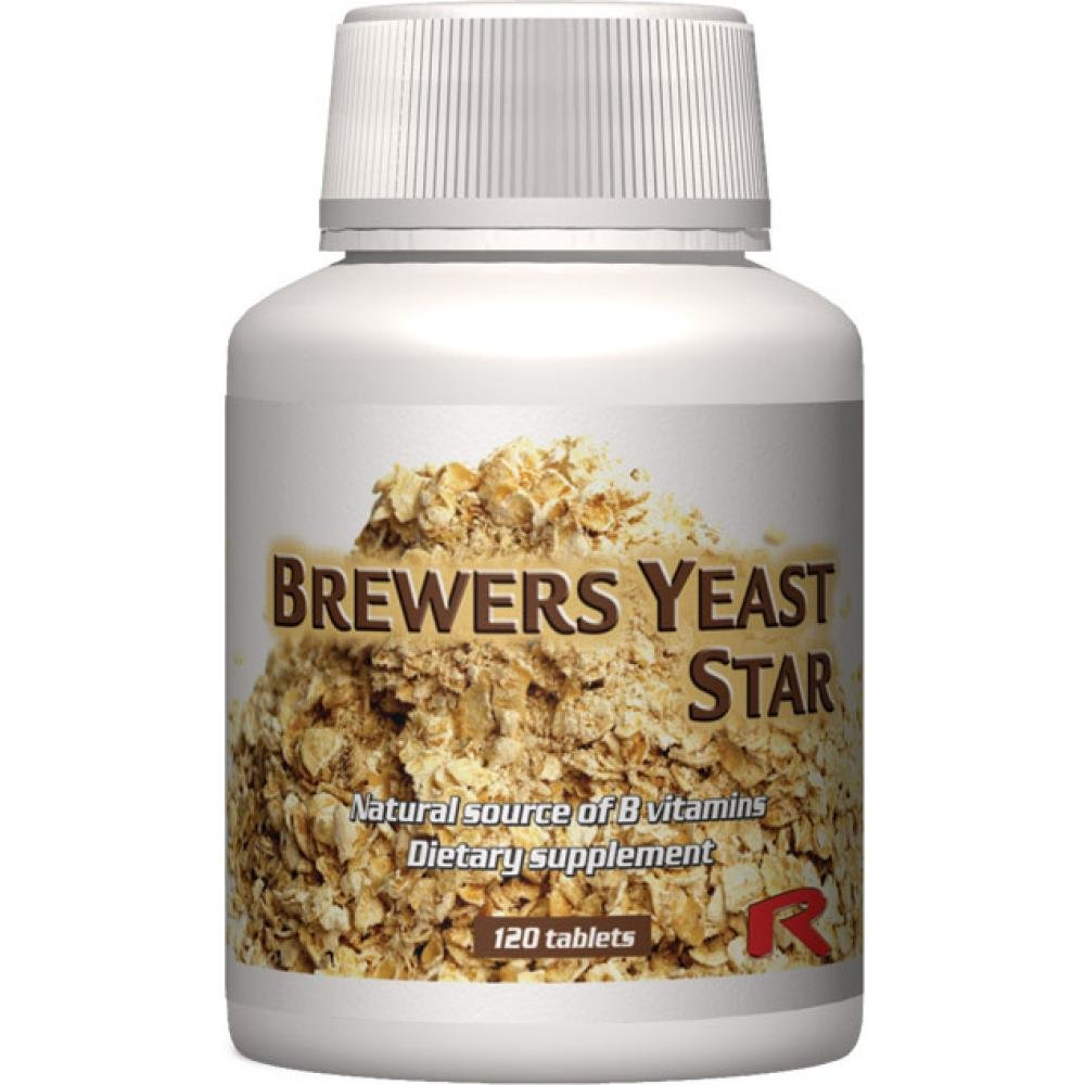 Brewers Yeast Star 60 tbl. : VÝPRODEJ