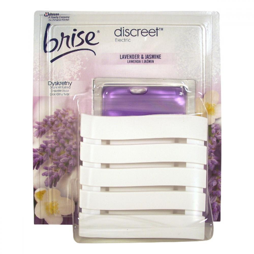 Brise Discreet electric Levandule/jasmín strojek