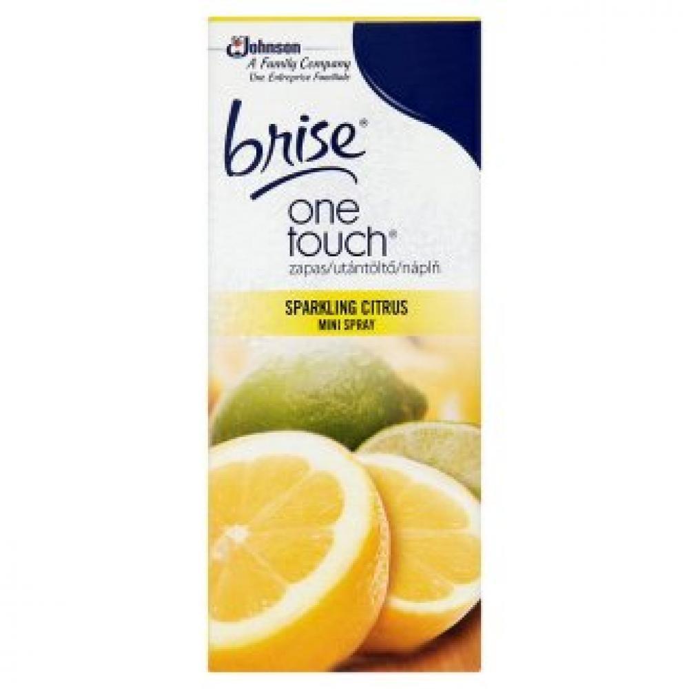 BRISE one touch náplň,citrus