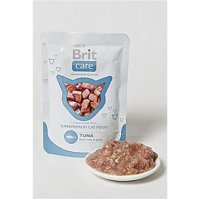 BRIT CARE Cat kapsa Tuna Pouch 80 g