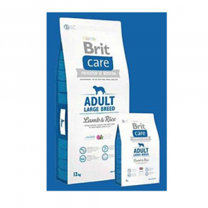 BRIT CARE Dog Adult Large Breed Lamb & Rice 3 kg