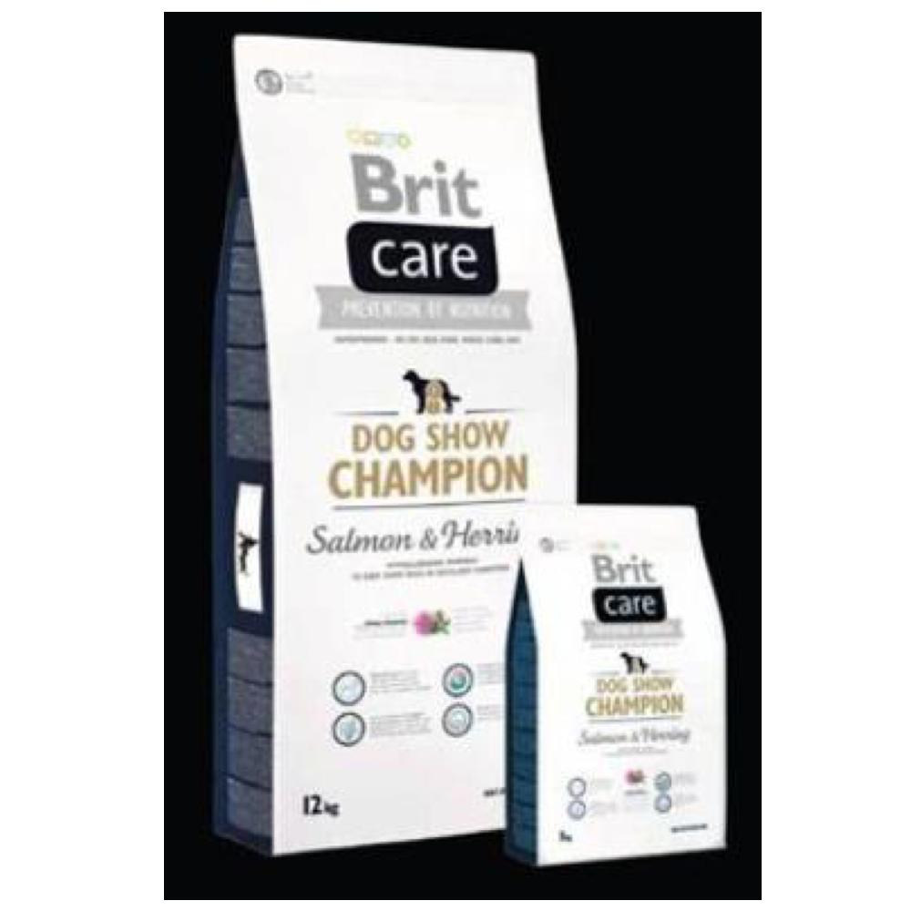 BRIT CARE Dog Show Champion 3 kg