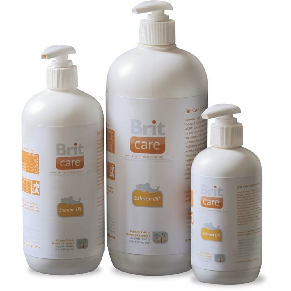 BRIT Care lososový olej pes 250 ml