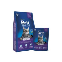 BRIT Premium Cat Senior 300 g
