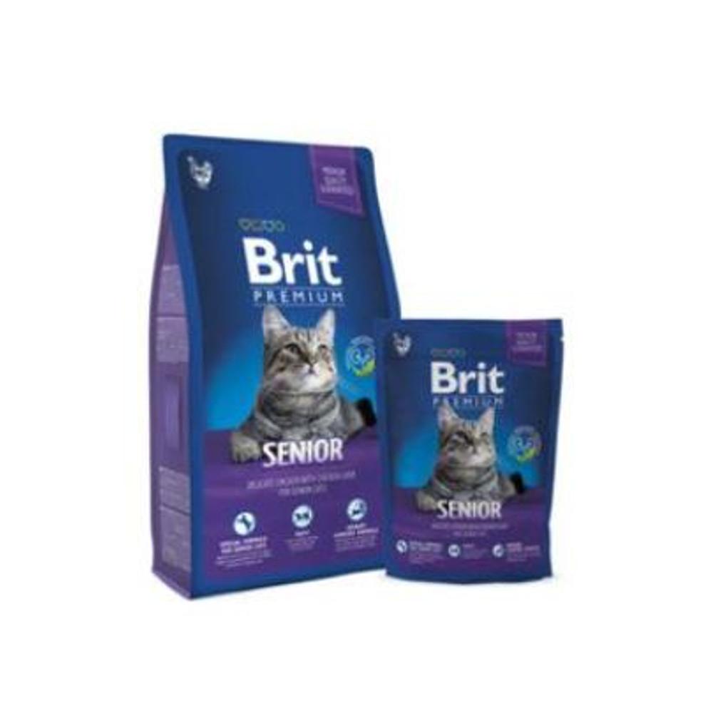 BRIT Premium Cat Senior 800 g