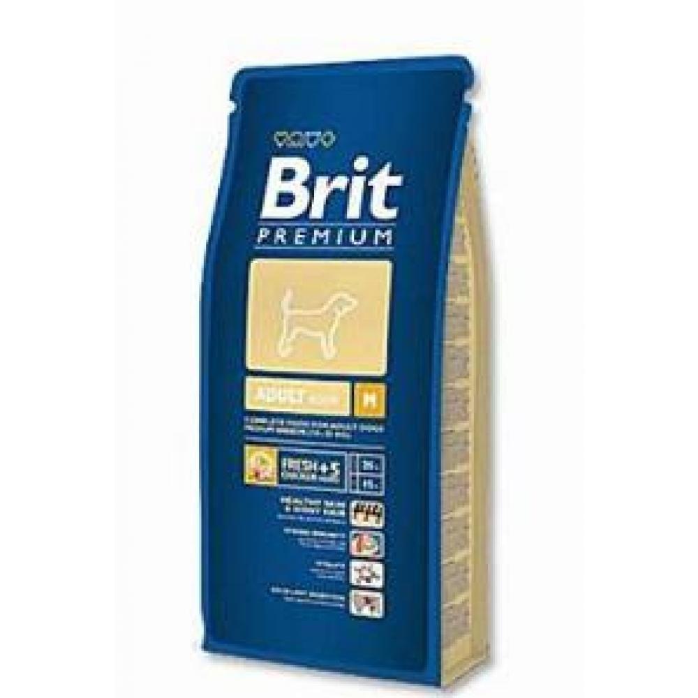BRIT Premium Dog Adult M 1 kg