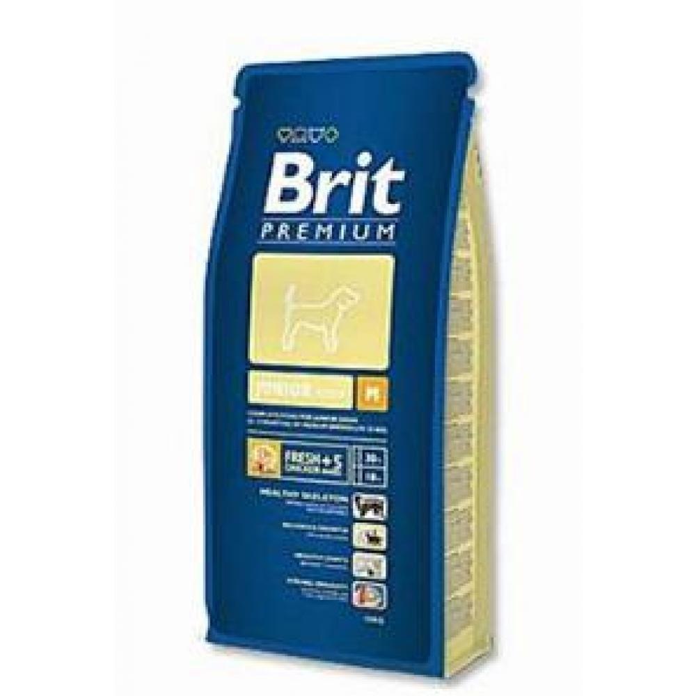 BRIT Premium Dog Junior M 1 kg