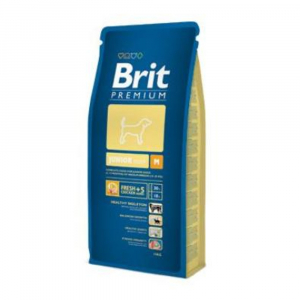 BRIT Premium Dog Junior M 3 kg