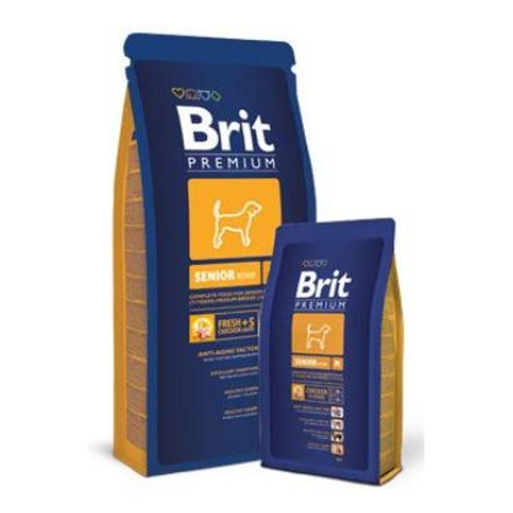 BRIT Premium Dog Senior M 3 kg