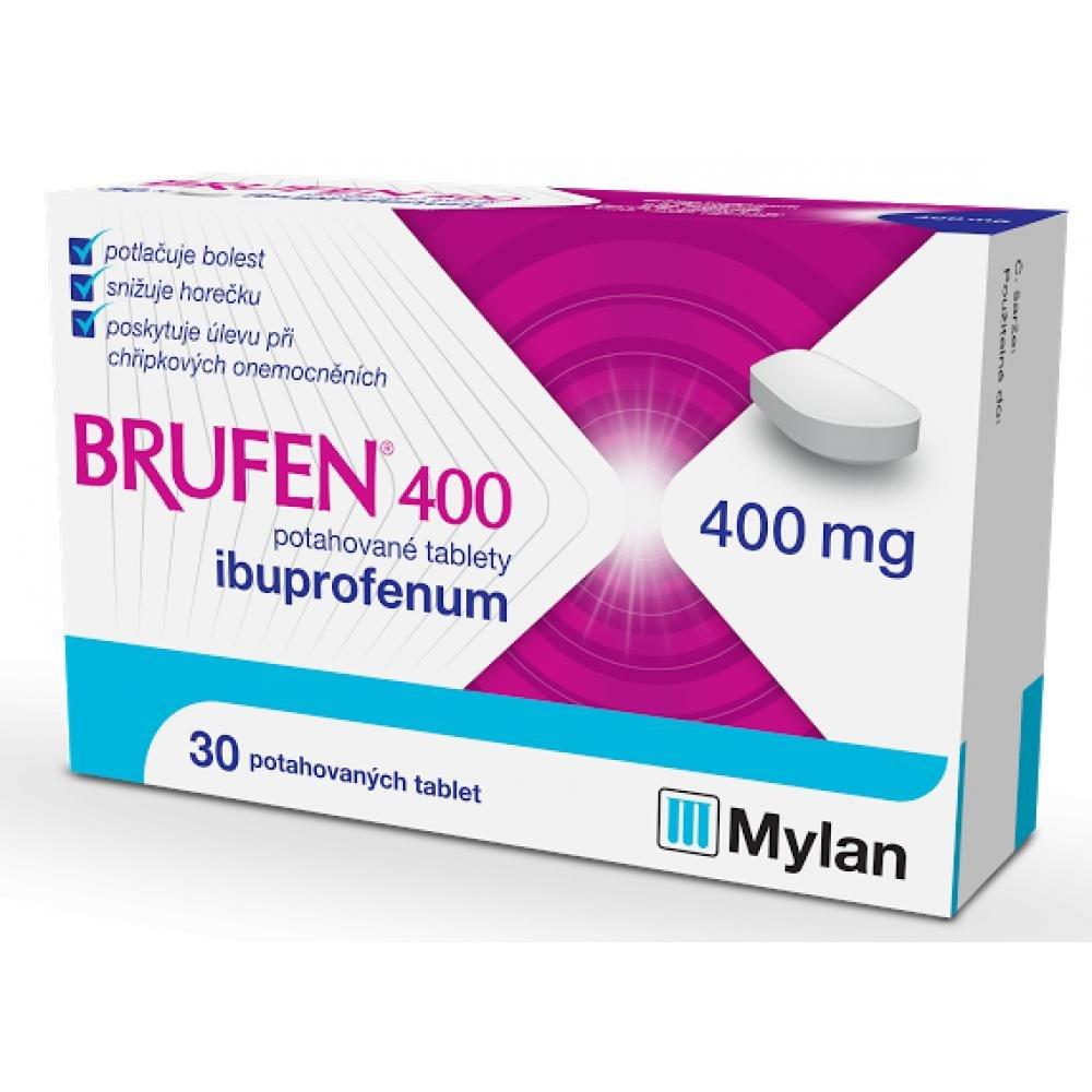 BRUFEN 400 mg 30 tablet