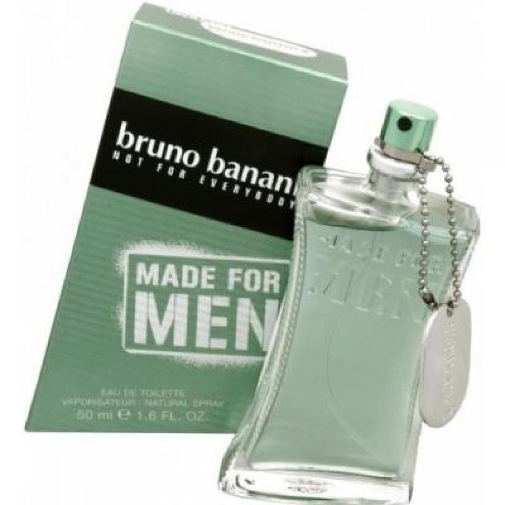 Bruno Banani Made for Men Toaletní voda 50ml