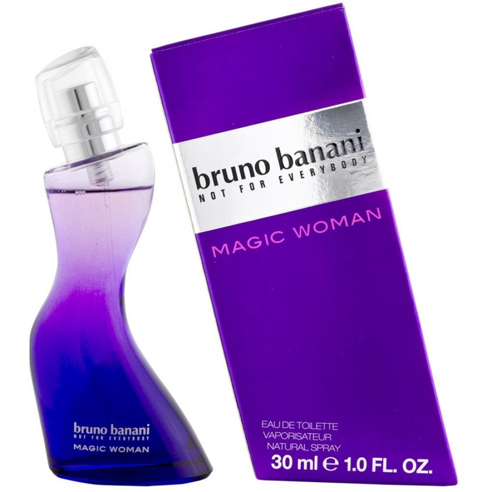 BRUNO BANANI Magic Woman Toaletní voda 30 ml