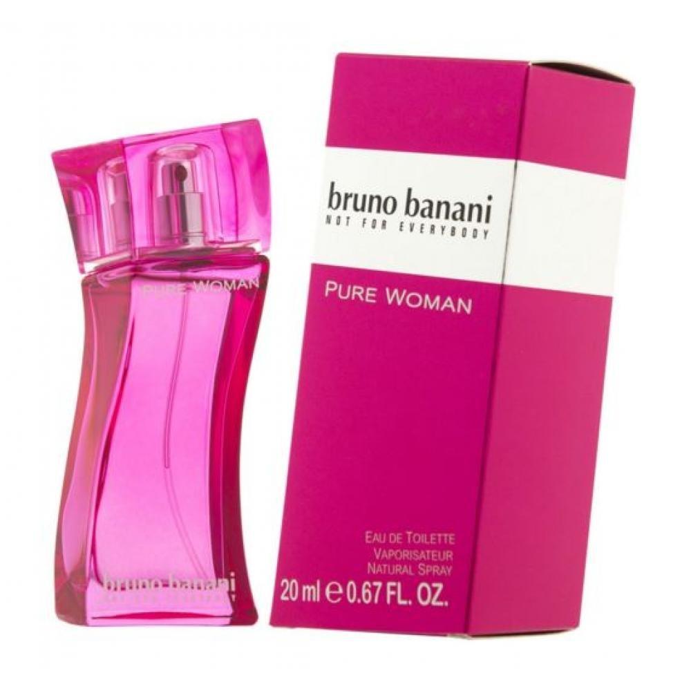 Bruno Banani Pure Woman Toaletní voda 20ml