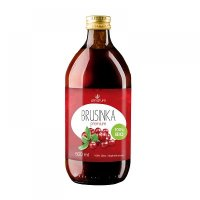 ALLNATURE Brusinka BIO 500 ml