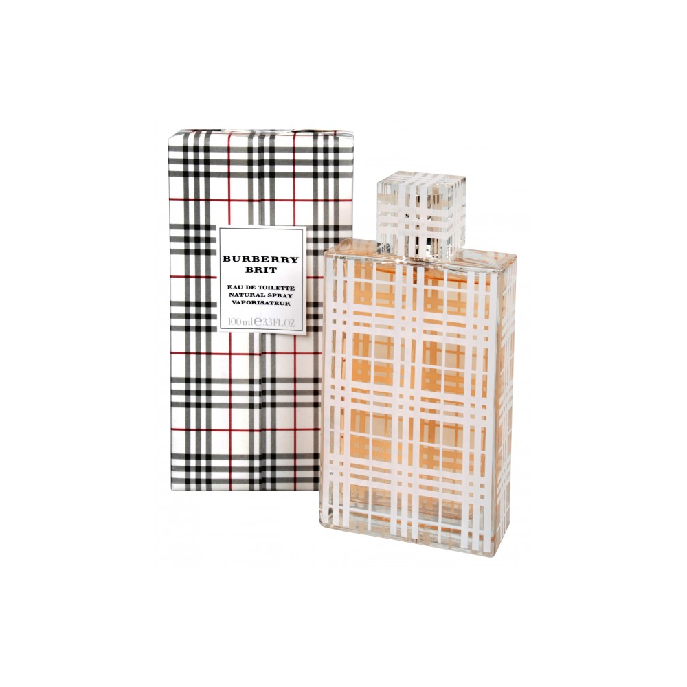 BURBERRY Burberry Brit For Woman toaletní voda 30 ml