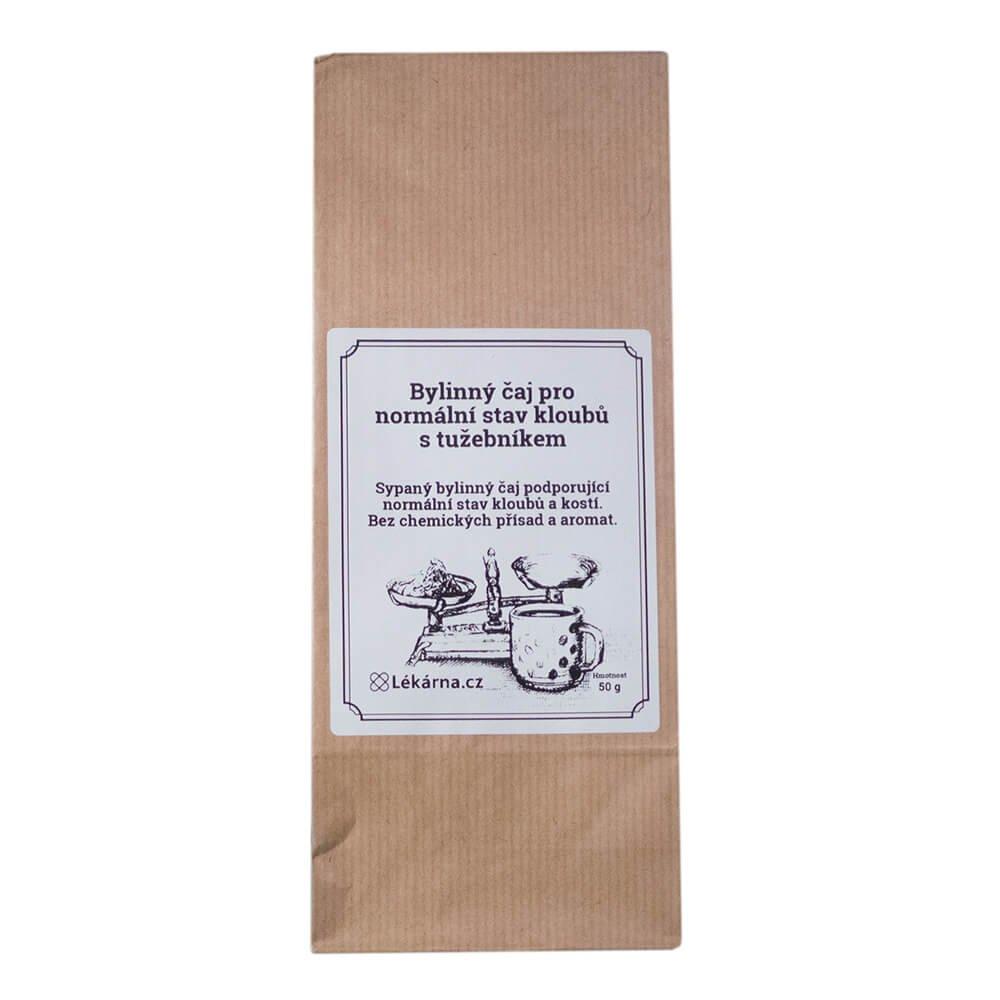 Bylinný čaj pro normální stav kloubů s tužebníkem od LÉKÁRNA.CZ 50 g