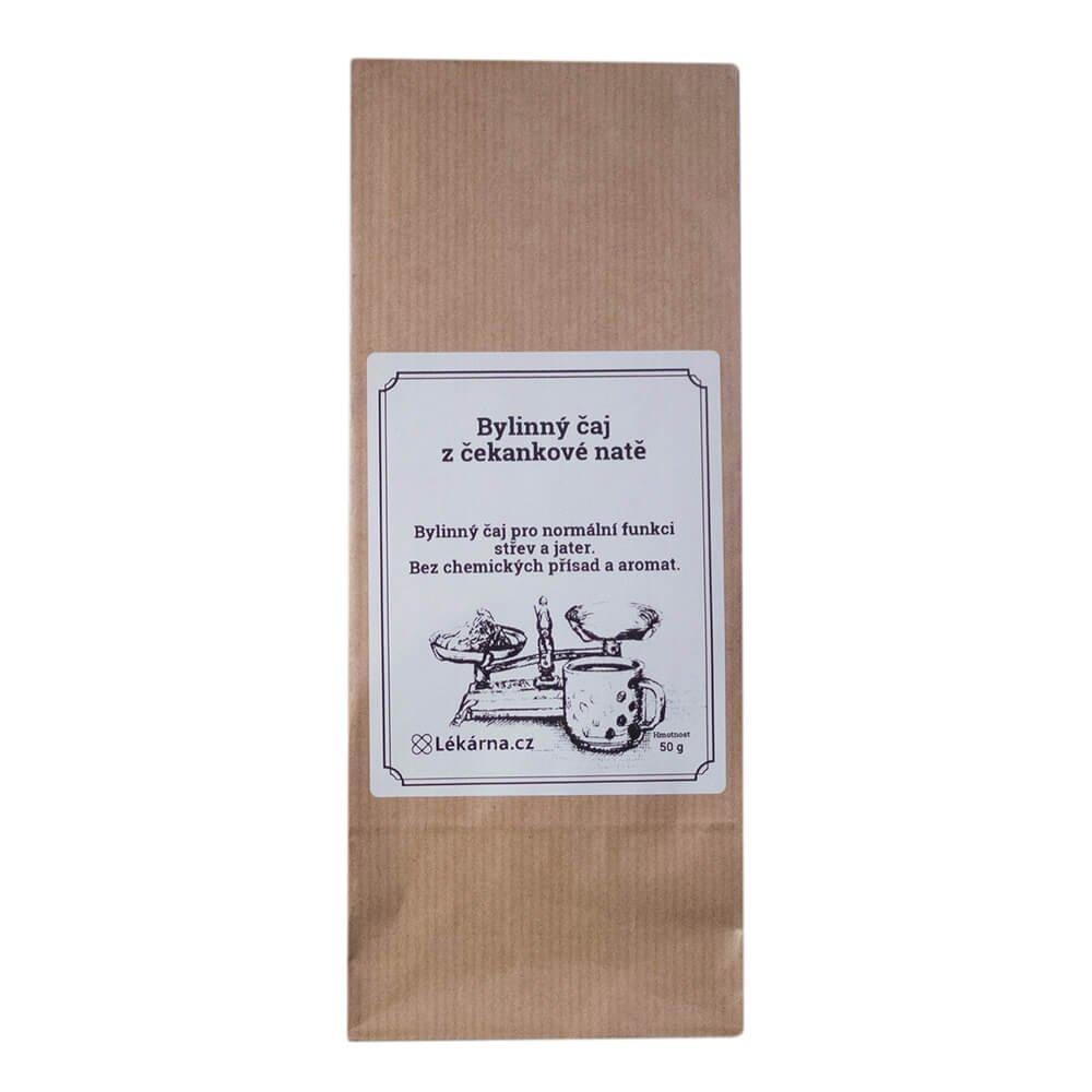 Bylinný čaj z čekankové natě od LÉKÁRNA.CZ 50 g