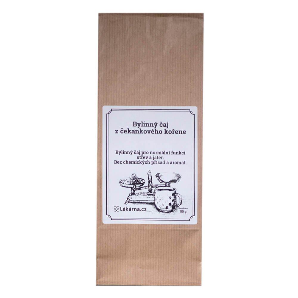 Bylinný čaj z čekankového kořene od LÉKÁRNA.CZ 50 g