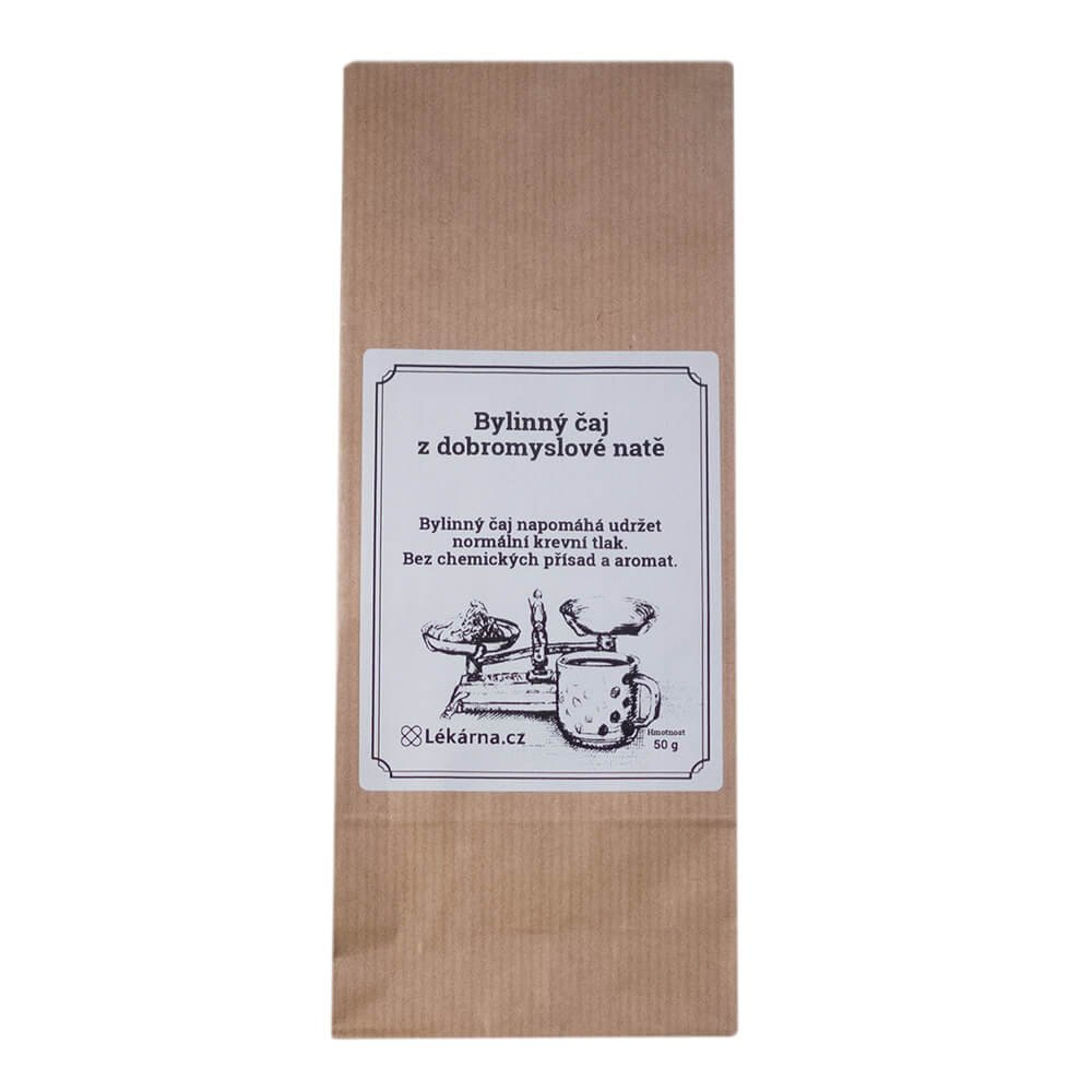 Bylinný čaj z dobromyslové natě od LÉKÁRNA.CZ 50 g