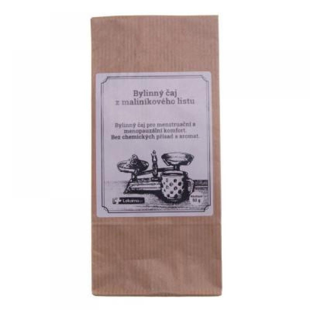Bylinný čaj z maliníkového listu od LÉKÁRNA.CZ 50 g