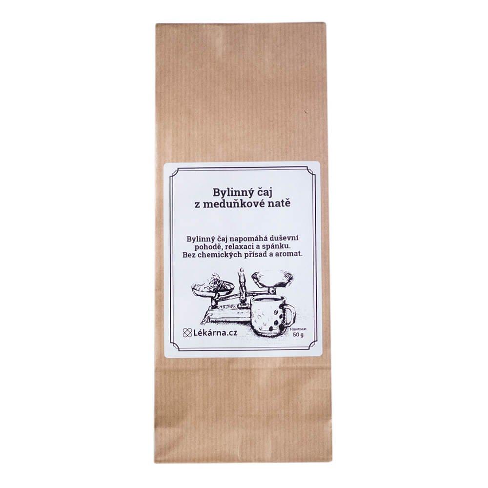 Bylinný čaj z meduňkové natě od LÉKÁRNA.CZ 50 g
