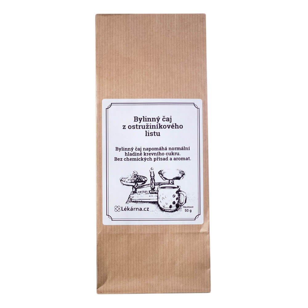 Bylinný čaj z ostružiníkového listu od LÉKÁRNA.CZ 50 g